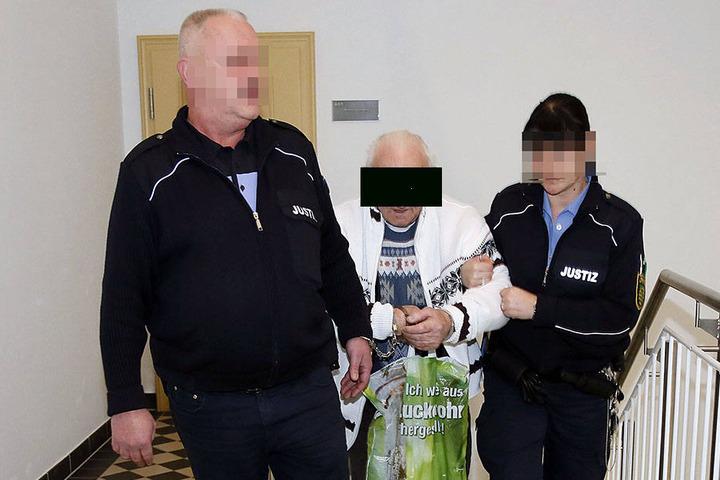 Rentner Karl O. (89) soll seine Ex-Freundin ermordet haben.