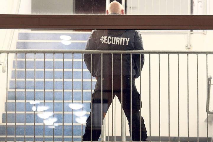 Für viele Wachmänner steht Objektschutz auf dem Dienstplan.