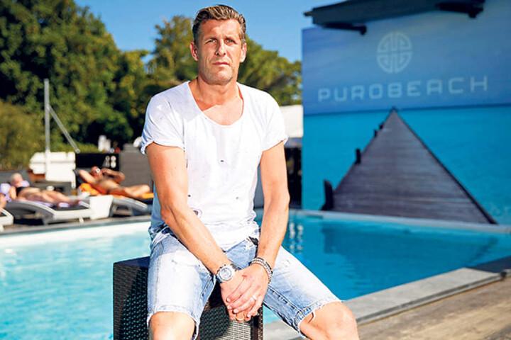Auch Partykönig Christian von Canal (49) steuert in eine ungewisse Zukunft.