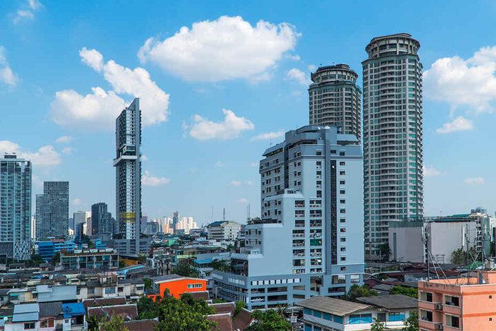In Bangkok stürzte der Online-Gamer in die Tiefe.