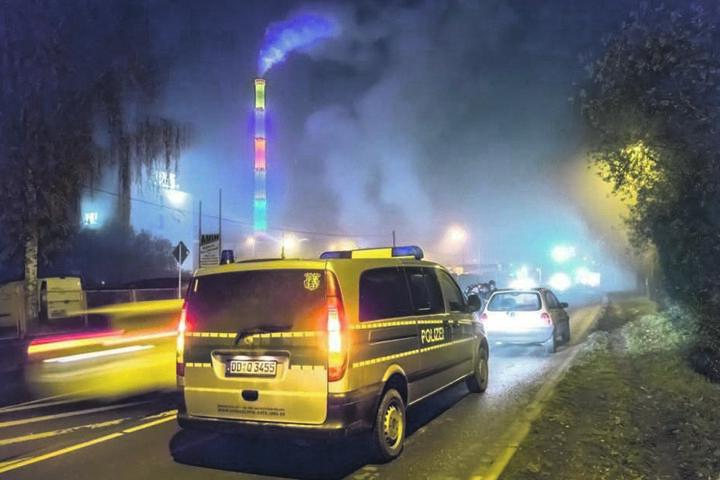 Polizeikontrolle in Furth und Borna-H.: Die Einbrecher kamen trotzdem.
