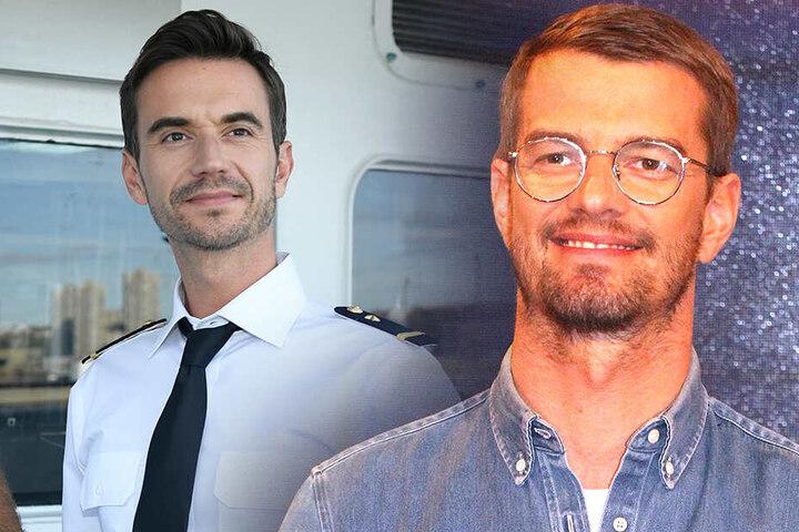 Mit an Bord in der ersten Folge mit Silbereisen als Kapitän Max Prager dabei: Joko Winterscheidt (40).
