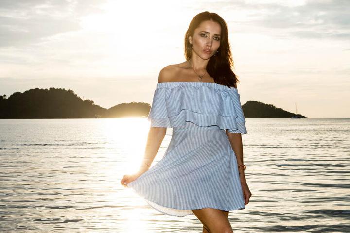 """Temptation Island""-Teilnehmerin Anastasiya Avilova aus Mainz."