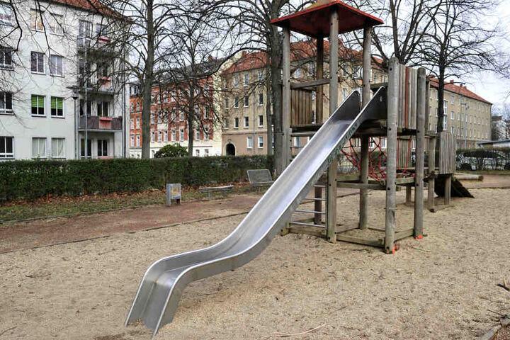 Die Anlage im Lutherviertel wird für ungefähr 70.000 Euro grundhaft saniert.