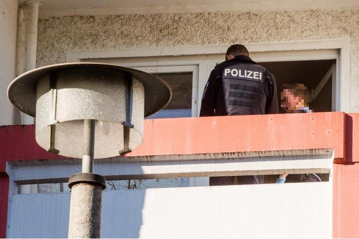 Der Täter wurde vom SEK in seiner eigenen Wohnung gestellt.