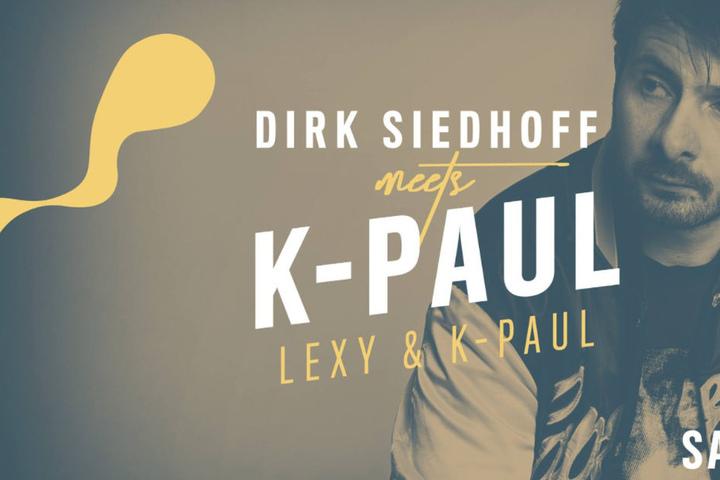 Einer der größten DJs ist am Abend in Paderborn unterwegs.