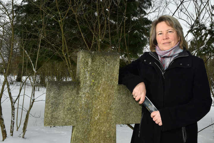 Friedhofs-Chefin Evelin Mühle wird die neue Satzung umsetzen.