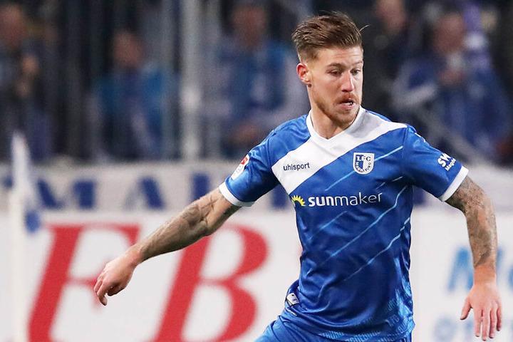 Philip Türpitz steht nach einer starken Saison in Magdeburg bei einigen Vereinen auf dem Wunschzettel.