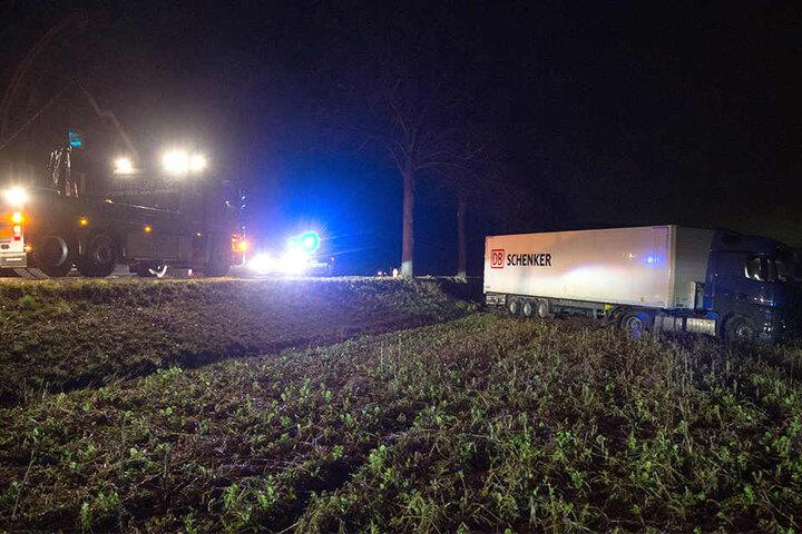 Eine 72-Jährige verletzte sich bei dem Crash schwer.