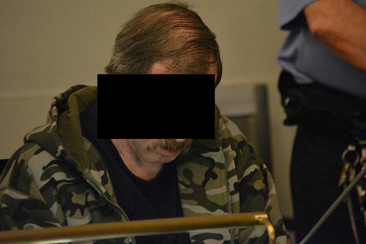 Helmut S. (61) soll die junge Vogtländerin brutal ermordet haben.
