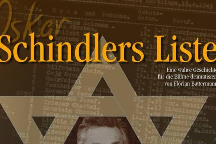 """Im Theater Minden wird """"Schindlers Liste"""" zum ersten Mal auf der Bühne gezeigt."""