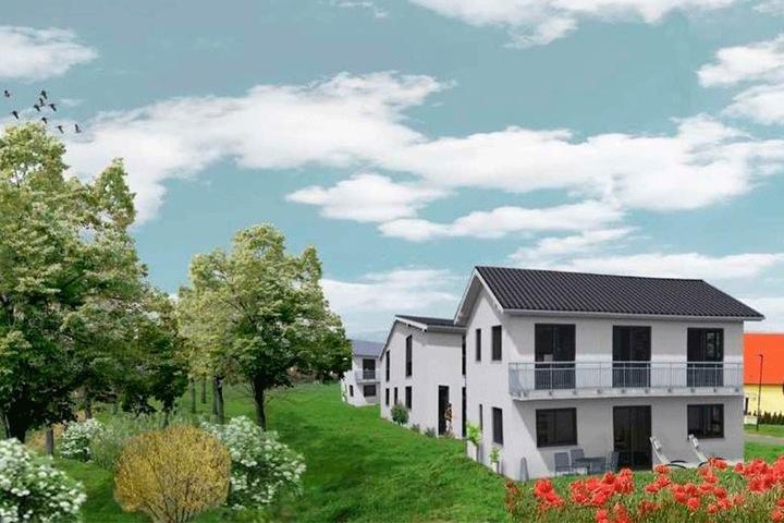 Zwischen Dohnaer und Lugaer Straße könnten bald 65 Eigenheime gebaut werden. Das letzte Wort hat der Stadtrat.