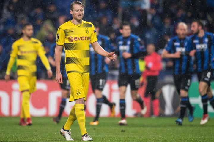 André Schürrle konnte sein Potenzial bei Borussia Dortmund nicht ausschöpfen.