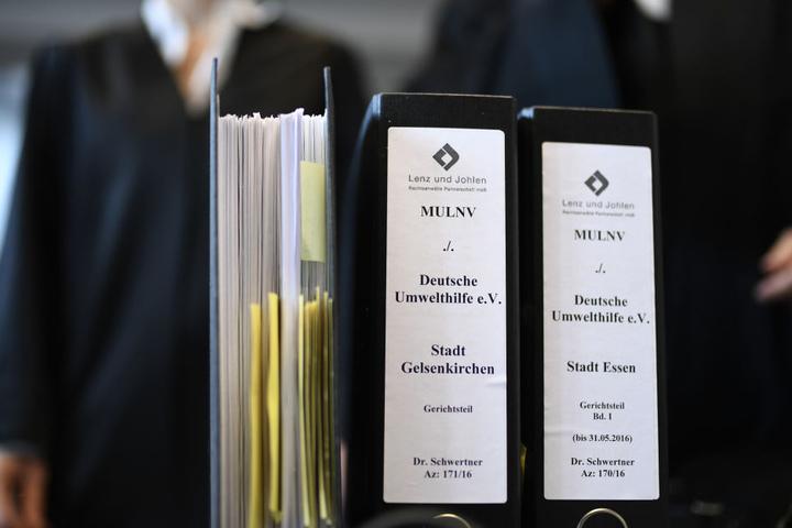 Die Deutsche Umwelthilfe hatte die Klage eingereicht.