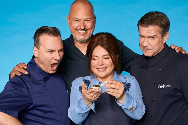 """Die siebte Staffel von """"The Taste"""" startet am Mittwoch, 2. Oktober, um 20.15 Uhr und ist direkt nach der Ausstrahlung bei Joyn verfügbar."""