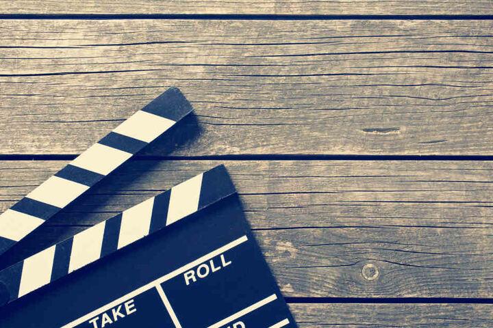 Und Action! Die Filme des Kurzfilfestivals sind natürlich abgedreht. Die besten werden am Abend prämiert.