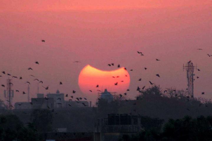 """Jetzt lieferte """"Nextbike"""" auch ins indische Bhopal."""