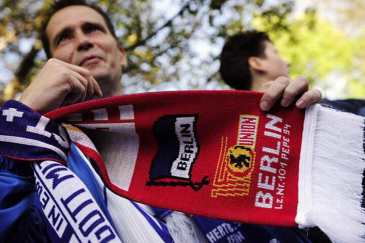 Die guten alten Zeiten: Hertha BSC und den 1. FC Union verbindet eine lange Freundschaft.