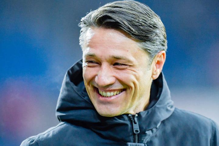 Die Laune bei Bayern-Trainer Niko Kovac ist inzwischen wieder deutlich besser. (Archivbild)