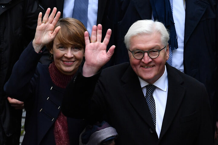 Bundespräsident Frank-Walter Steinmeier besuchte gemeinsam mit seiner Frau Elke Büdenbender Thüringen.