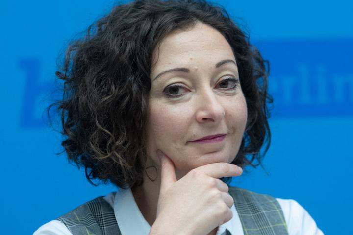Berlins Wirtschaftssenatorin Ramona Pop.