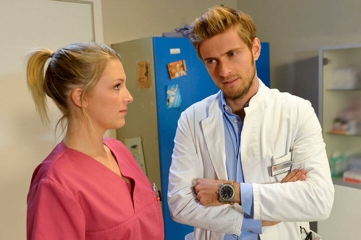 Philipp erzählt Lilly von einem Medikament zur Behandlung des Lancaster-Syndroms - kann Till doch noch gerettet werden?