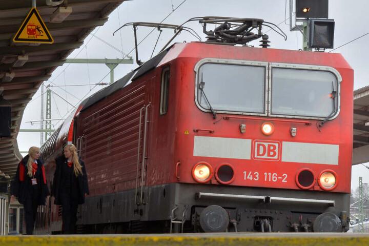 Die Strecke zwischen Dresden und Görlitz soll elektrifiziert werden. (Symbolbild)