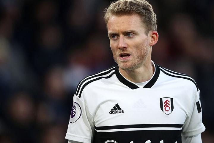 Andre Schürrle stieg letzte Saison mit dem FC Fulham aus dem englsichen Oberhaus ab.