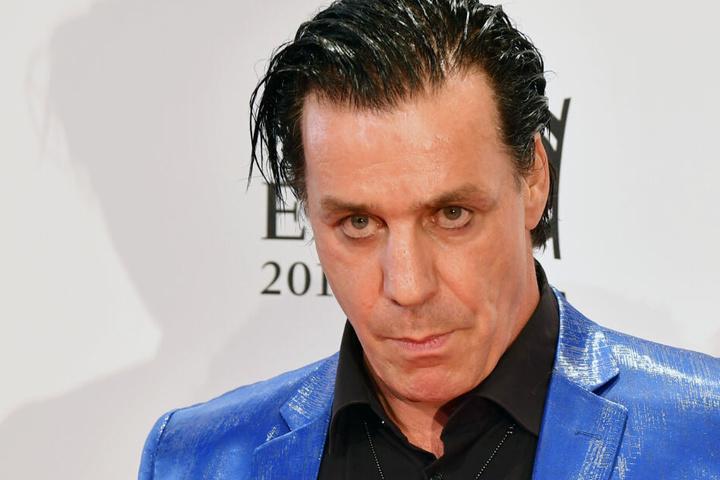 Till Lindemann hat ein zweites Soloalbum am Start.