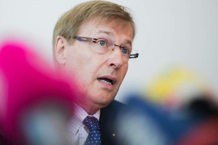 Am Donnerstag wird NRW-Justizminister Peter Biesenbach eine erste Bilanz zum Kampf gegen die Clan-Kriminalität ziehen.