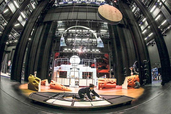 Ein knappes Jahr nach der Eröffnung legte eine Havarie die Operette für Wochen still.