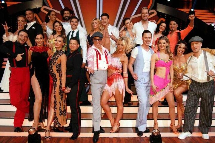 Diese 11 Paare sind in der nächsten Sendung von Let's Dance am Freitagabend dabei.