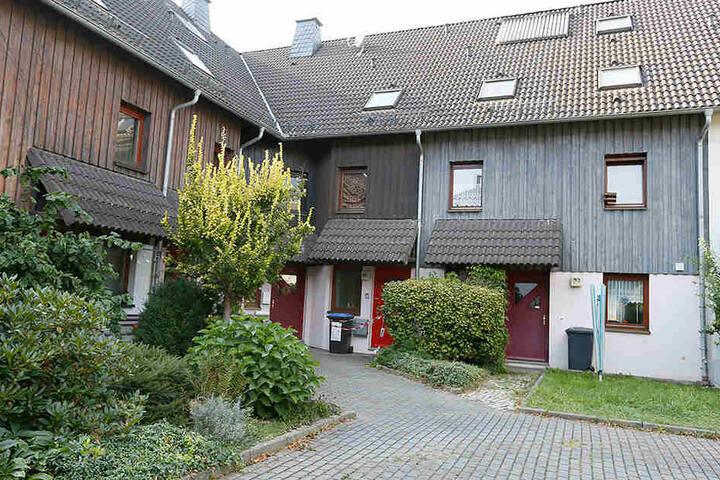 In diesem Haus in Ebersdorf geschah die schreckliche Tat.