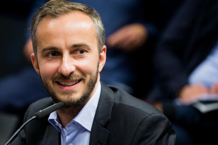 ZDF-Moderator und Satiriker Jan Böhmermann.