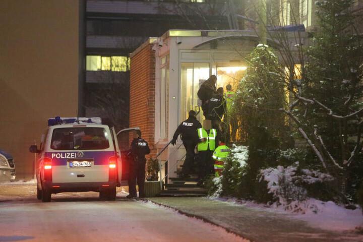 Die Bundespolizei konnte mehrere Personen festnehmen.