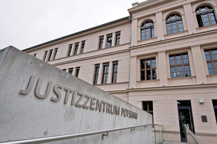 Jetzt steht der Mann vor dem Potsdamer Amtsgericht (Symbolbild).