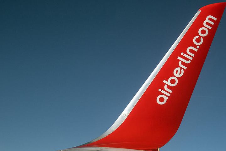 Auch über den Wolken: Air Berlin ist angeschlagen. (Symbolbild)