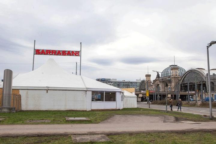 In den kommenden Wochen entscheidet sich das Schicksal des Zirkus Sarrasani.