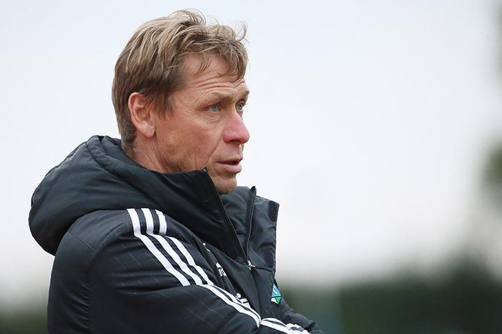 """Coach Sven Köhler: """"Wir haben ein paar Dinge vorbereitet!"""""""