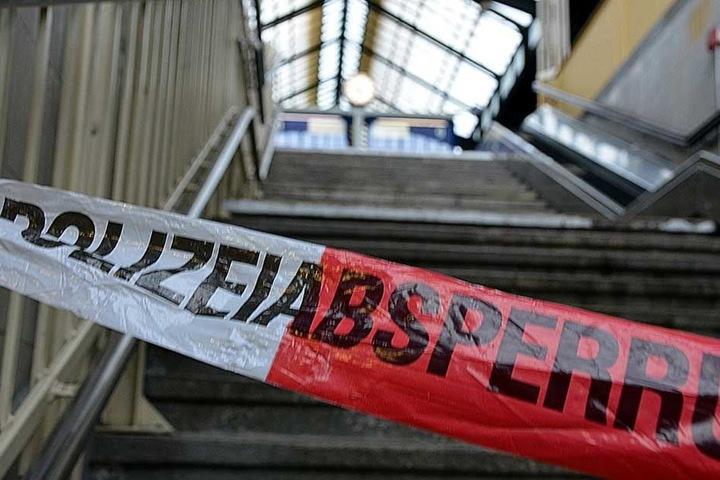 Polizeieinsatz am Görlitzer Hauptbahnhof (Archivfoto).