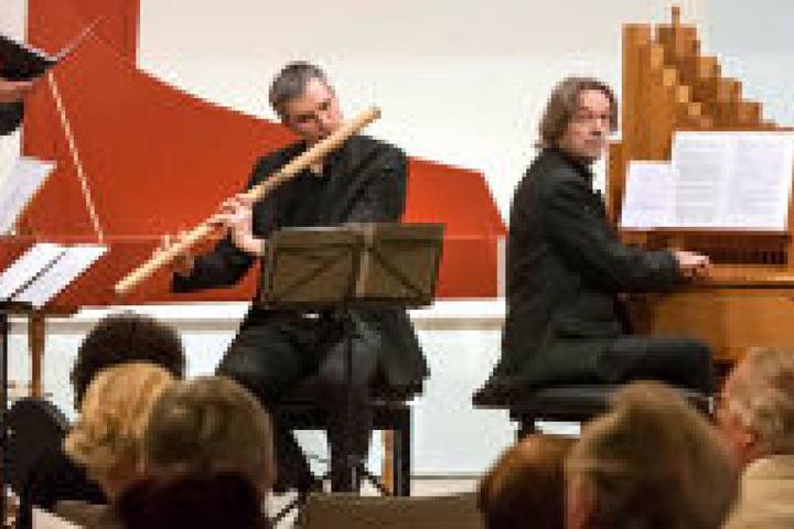 Im Robert-Schumann-Haus begannen mit dem Neujahrskonzert die Feierlichkeiten zum Reformationsjubiläum in Zwickau.