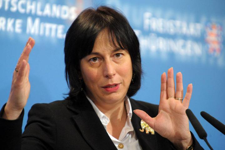 Marion Walsmann (CDU, 55)