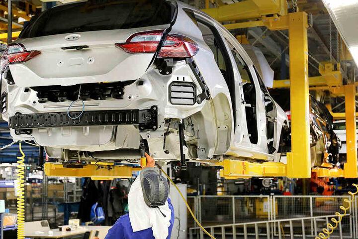 Die Produktion von Verbrennungsmotoren soll zurückgefahren werden.