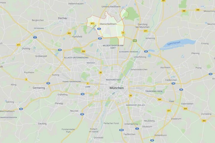 In einem Wald in Oberschleißheim im Landkreis München bemerkte eine Streife eine unerlaubte Rave-Party.