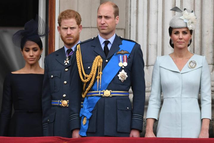 Zwist in der britischen Königsfamilie.