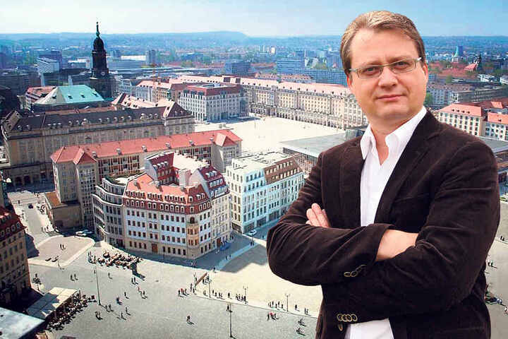 TorstenKulke (51), Vorsitzenderder GHND, kritisiert die KIB-Gruppe für ihre Pläne.