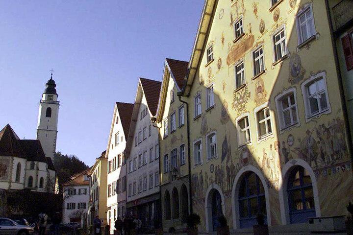 Kleinstadtidylle: Im Rathaus von Horb könnte bald der Schreibtisch des  Chemnitzer Sozialdezernenten stehen.