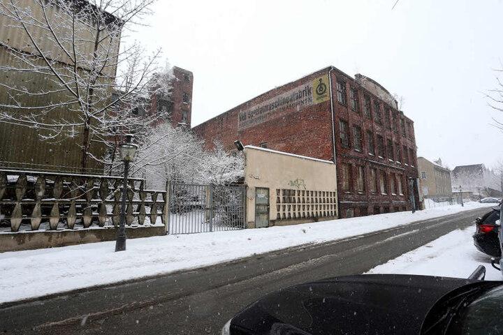 Die IBUg wird in der Industriebrache der Spezialmaschinenfabrik stattfinden.