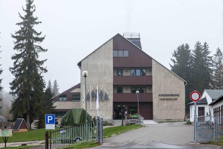 In der Hormersdorfer Jugendherberge attackierte der Triebtäter die jungen Mädchen.