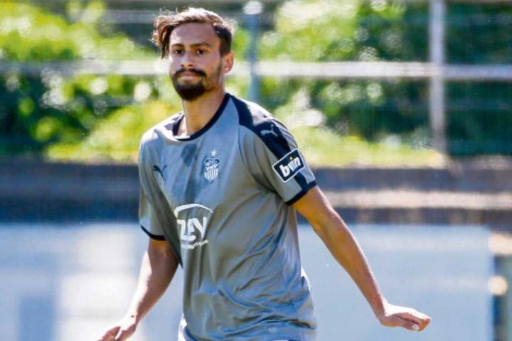Alexandros Kartalis hat im Probetraining und in den Tests überzeugt und kann mit einem Vertrag beim FSV rechnen.